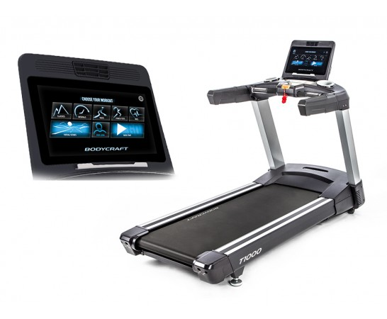 "T1000 16"" Touch Screen Treadmill"