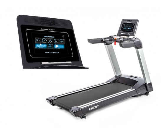 "T800 10"" Touch Screen Treadmill"