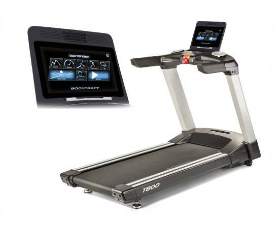 "T800 16"" Touch Screen Treadmill"